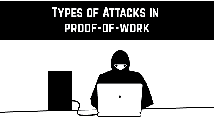 Types of attacks work in Proof of work