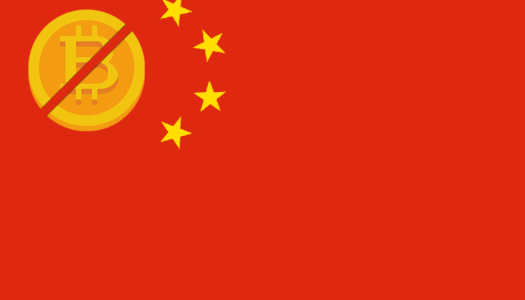 China seems to have its iron grip on Bitcoin.